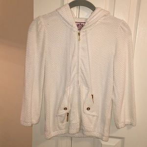 JUICY COUTURE HOODIE JACKET